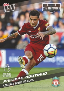 2017-18 Topps Now Premier League Soccer Cards 7