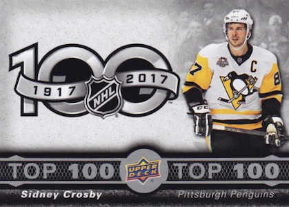 2017-18 Upper Deck Tim Hortons Hockey Cards 2