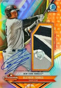 2017 Bowman Chrome Baseball Cards 32