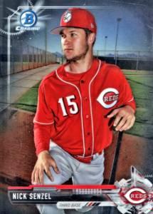 2017 Bowman Chrome Baseball Cards 27