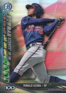 2017 Bowman Chrome Baseball Cards 33