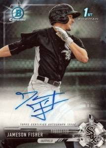 Ultimate 2017 Bowman Chrome Prospect Autographs Breakdown 121