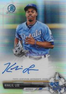 Ultimate 2017 Bowman Chrome Prospect Autographs Breakdown 130