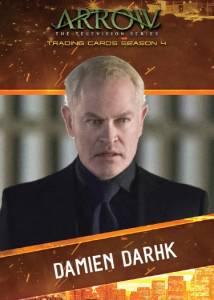2017 Cryptozoic Arrow Season 4