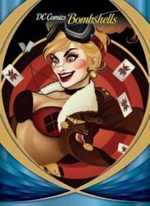 2017 Cryptozoic DC Comics Bombshells Trading Cards 28