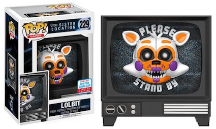 Ultimate Funko Pop Five Nights at Freddy's Figures Checklist and Gallery 36