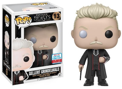 Ultimate Funko Pop Fantastic Beasts Figures Gallery and Checklist 15