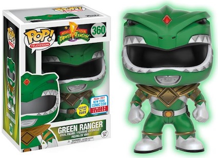Ultimate Funko Pop Power Rangers Figures Gallery and Checklist 7