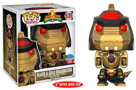 Ultimate Funko Pop Power Rangers Figures Gallery and Checklist 32