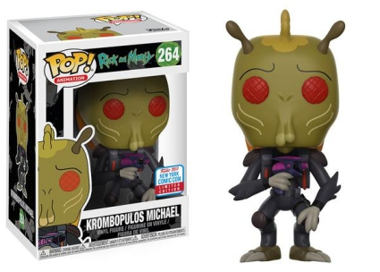 Ultimate Funko Pop Rick and Morty Figures Checklist and Gallery 21