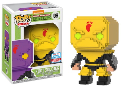 Ultimate Funko Pop 8-Bit Vinyl Figures Guide 20