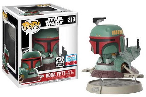Ultimate Funko Pop Star Wars Figures Checklist and Gallery 262