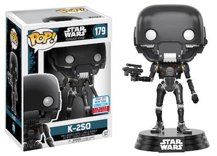 Funko Pop Star Wars Rogue One Vinyl Figures 43