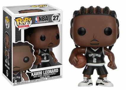 Ultimate Funko Pop Basketball Figures Gallery and Checklist 30