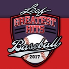 2017 Leaf Greatest Hits Baseball Cards