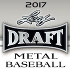 2017 Leaf Metal Draft Baseball Cards