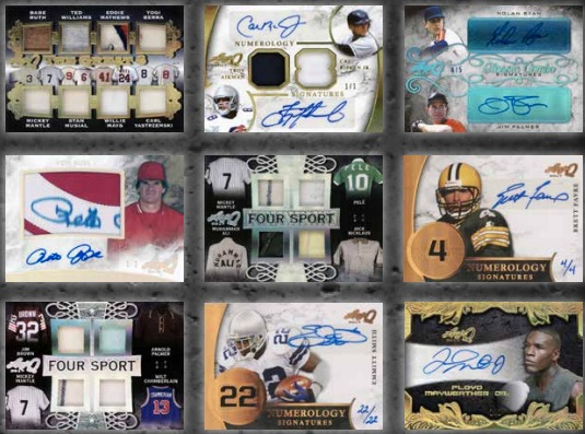 2017 Leaf Q Multi-Sport Trading Cards 3