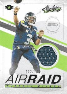 2017 Panini Absolute Football Cards 30