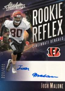 2017 Panini Absolute Football Cards 40