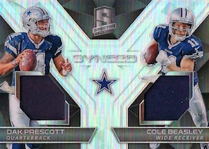 2017 Panini Spectra Football Cards 35