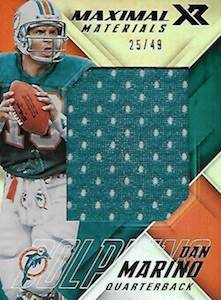 2017 Panini XR Football Cards 29