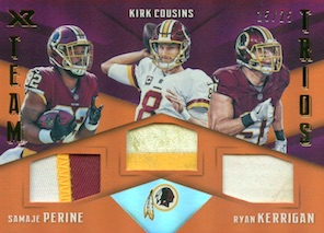 2017 Panini XR Football Cards 30