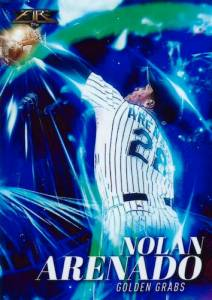 2017 Topps Fire Baseball Cards 30