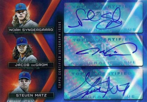 2017 Topps Fire Baseball Cards 26
