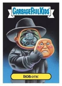 2017 Topps Garbage Pail Kids Prime Slime Awards