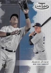 Aaron Judge Rookie Cards Checklist and Key Prospects 52