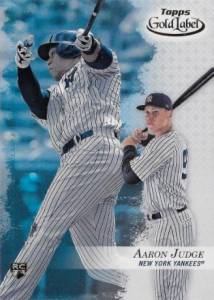 Aaron Judge Rookie Cards Checklist and Key Prospects 53