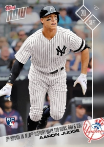 2017 Topps Now Baseball Cards 69