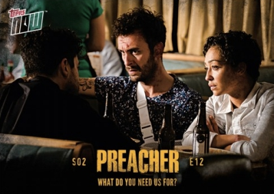 2017 Topps Now Preacher Season 2 Trading Cards 27