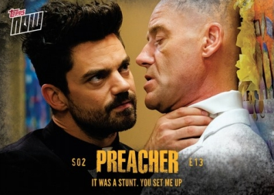 2017 Topps Now Preacher Season 2 Trading Cards 28