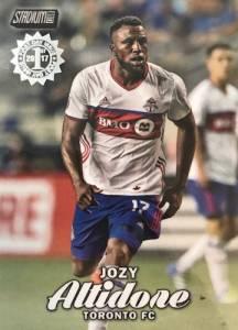 2017 Topps Stadium Club MLS