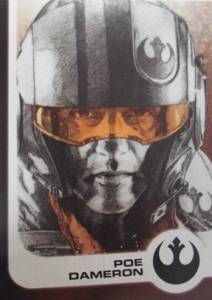 2017 Topps Star Wars Journey to The Last Jedi Trading Cards 29