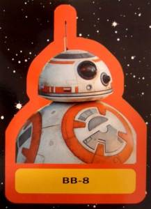 2017 Topps Star Wars Journey to The Last Jedi Trading Cards 27