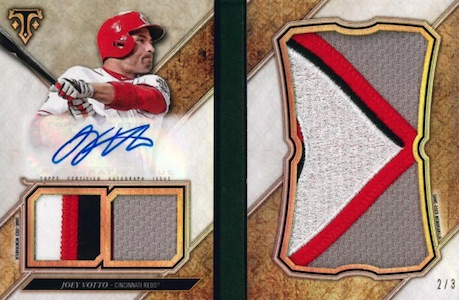 2017 Topps Triple Threads Baseball Cards 28