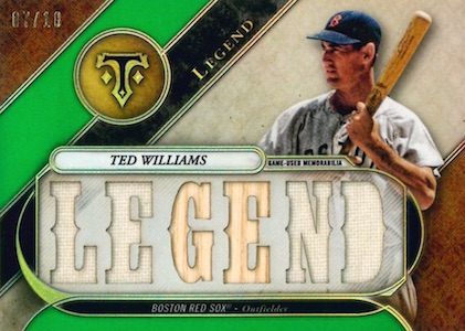 2017 Topps Triple Threads Baseball Cards 30
