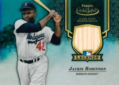2017 Topps Gold Label Baseball Cards 23