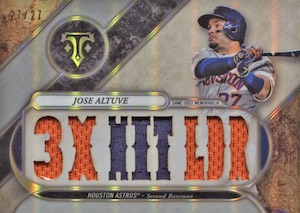 2017 Topps Triple Threads Baseball Cards 29