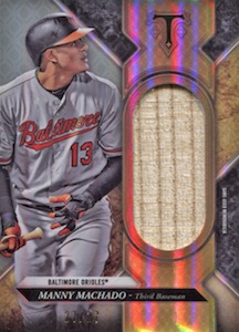 2017 Topps Triple Threads Baseball Cards 31