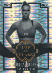 2017 Topps UFC Chrome MMA Cards 25
