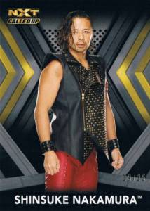 2017 Topps WWE NXT