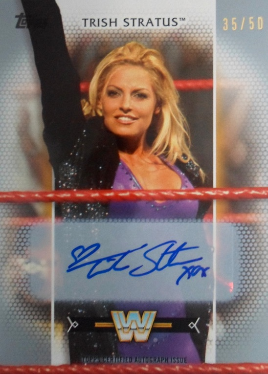 2017 Topps WWE Women's Division Wrestling Cards 3