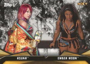 2017 Topps WWE Women's Division Wrestling Cards 29