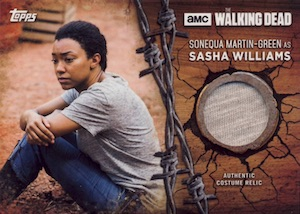 2017 Topps Walking Dead Season 7