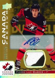 2017 Upper Deck Team Canada Juniors Hockey Cards 27