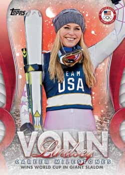 2018 Topps US Olympic