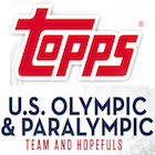 2018 Topps US Winter Olympics and Paralympics Team Hopefuls Trading Cards